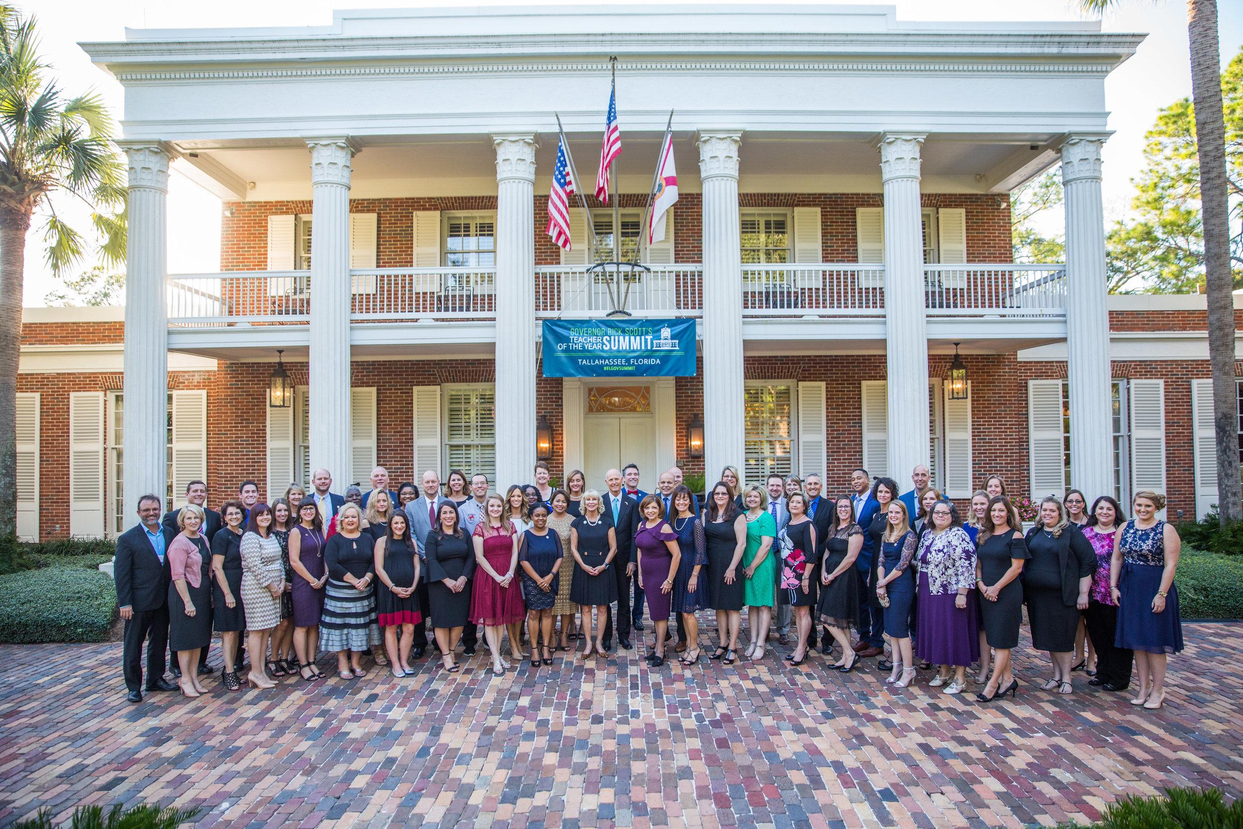 2017 Governor Rick Scott's Teacher of the Year Summit