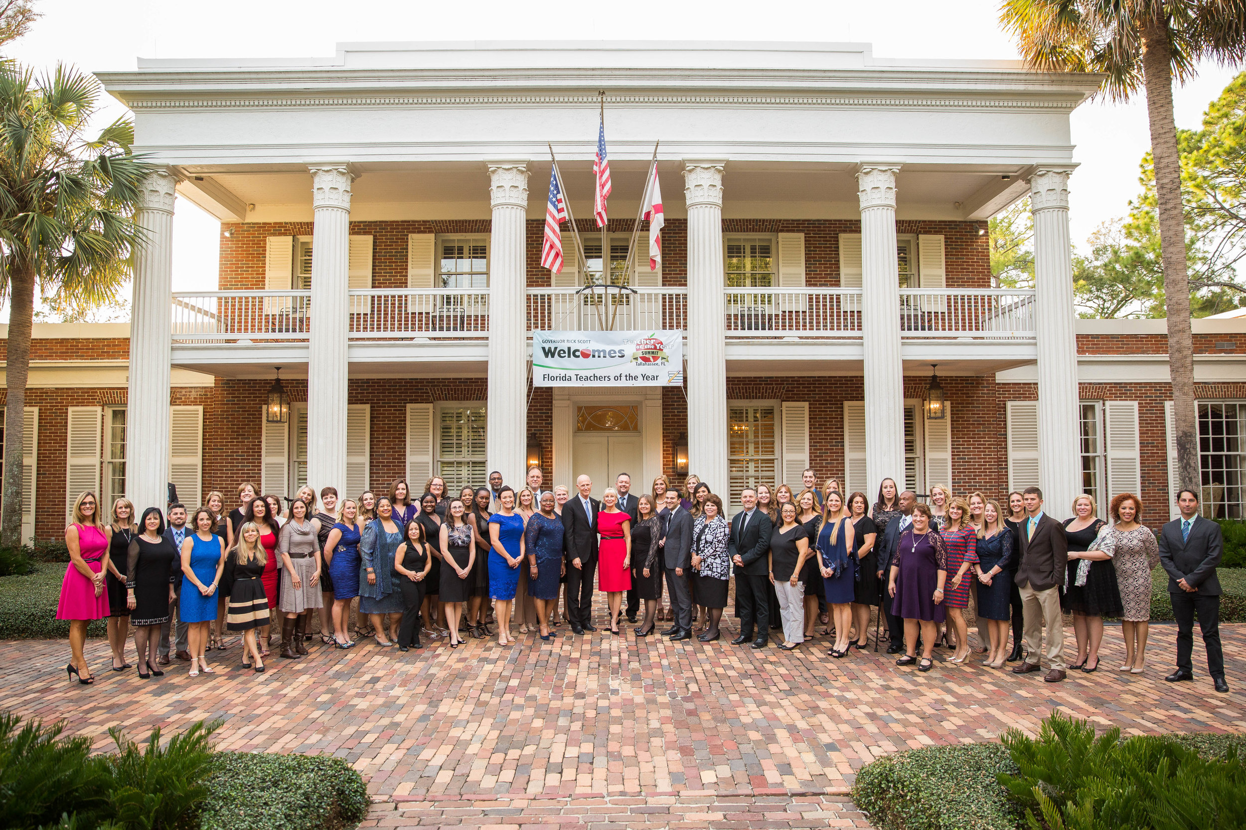 2016 Governor Rick Scott's Teacher of the Year Summit