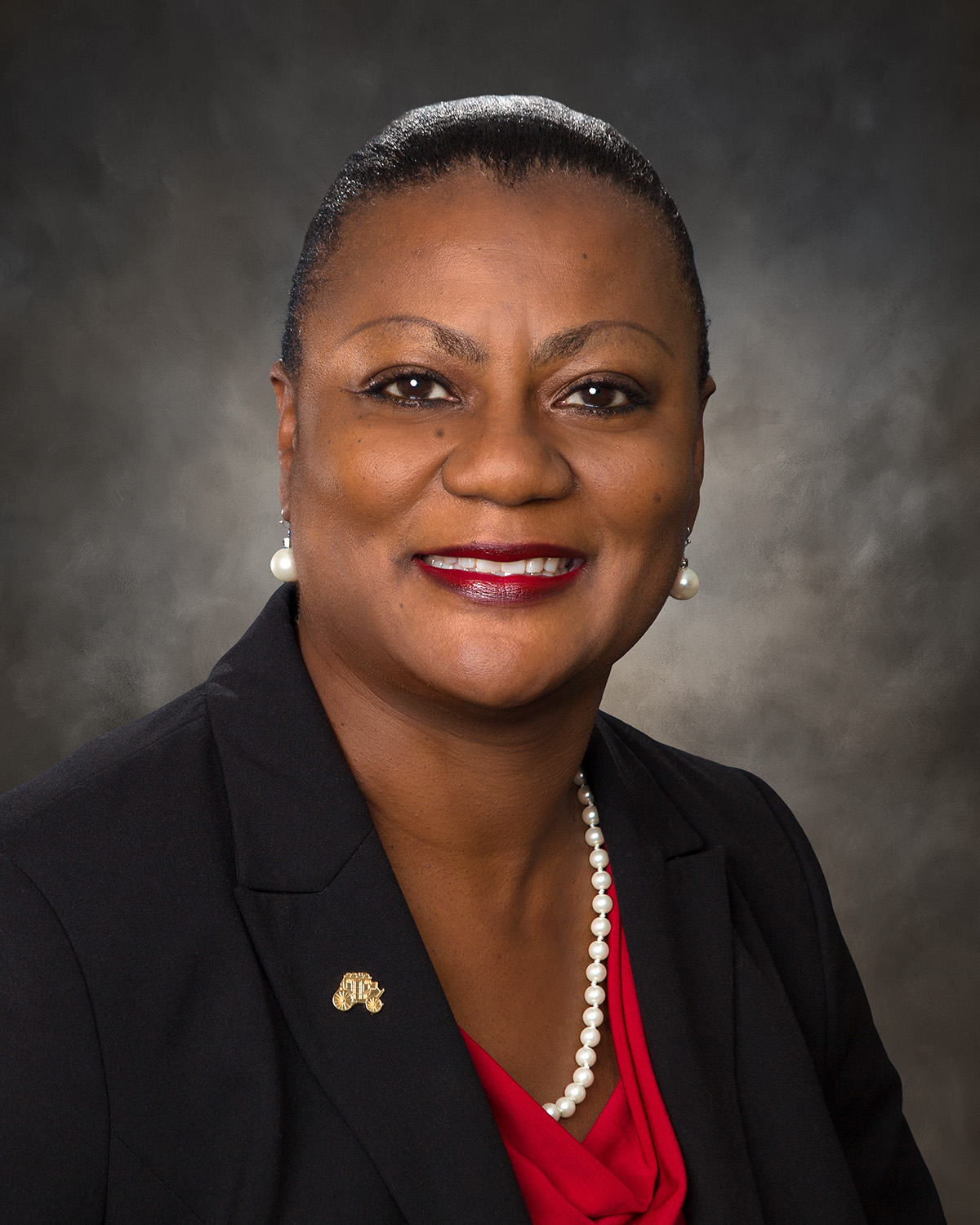 Marilyn Drayton, Wells Fargo Community Relations Senior Manager for Florida and Southeast Regions