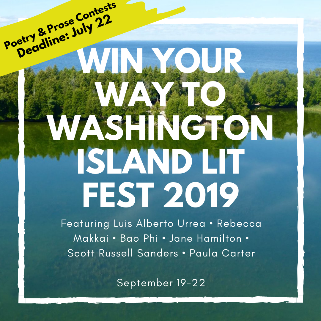 Win your way to Washington Island Lit Fest 2019 (2).png
