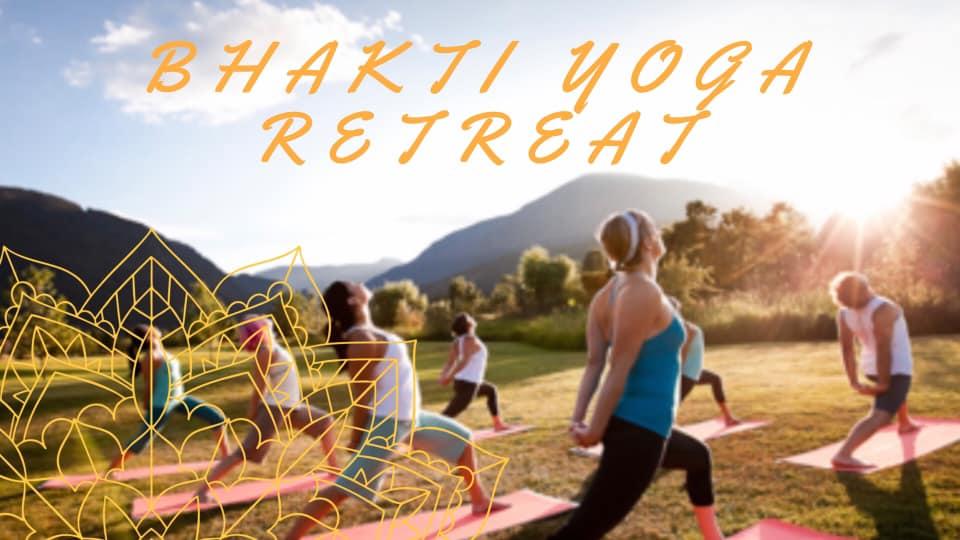 Bhakti Yoga Retreat Happy Free Carly
