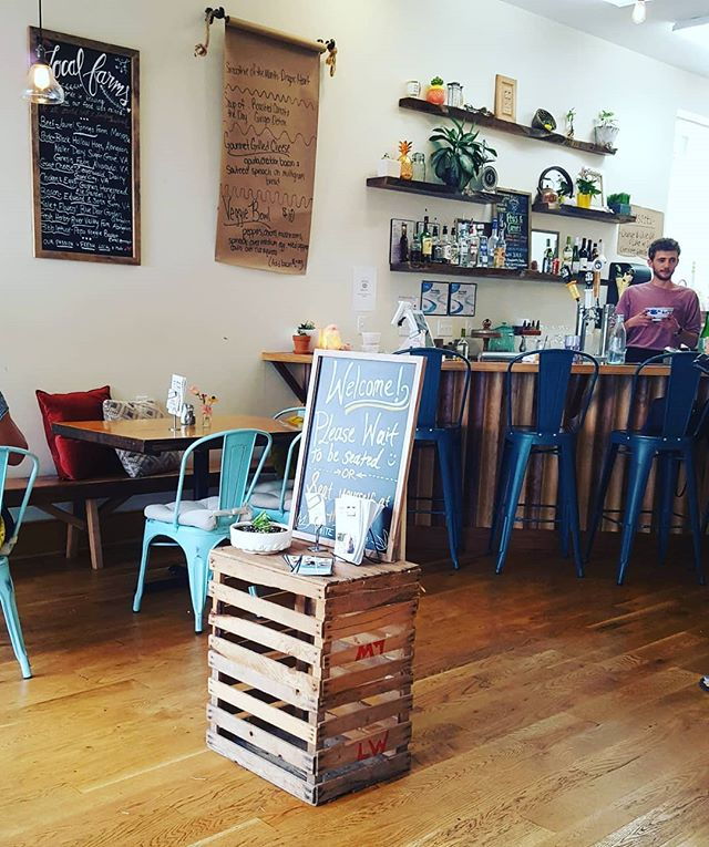 Sitting here, enjoying a Birch Bowl @whitebirchfoodandjuice . Great for a meeting discussing our Assam #tea project to reward tea farmers doing wildlife #conservation