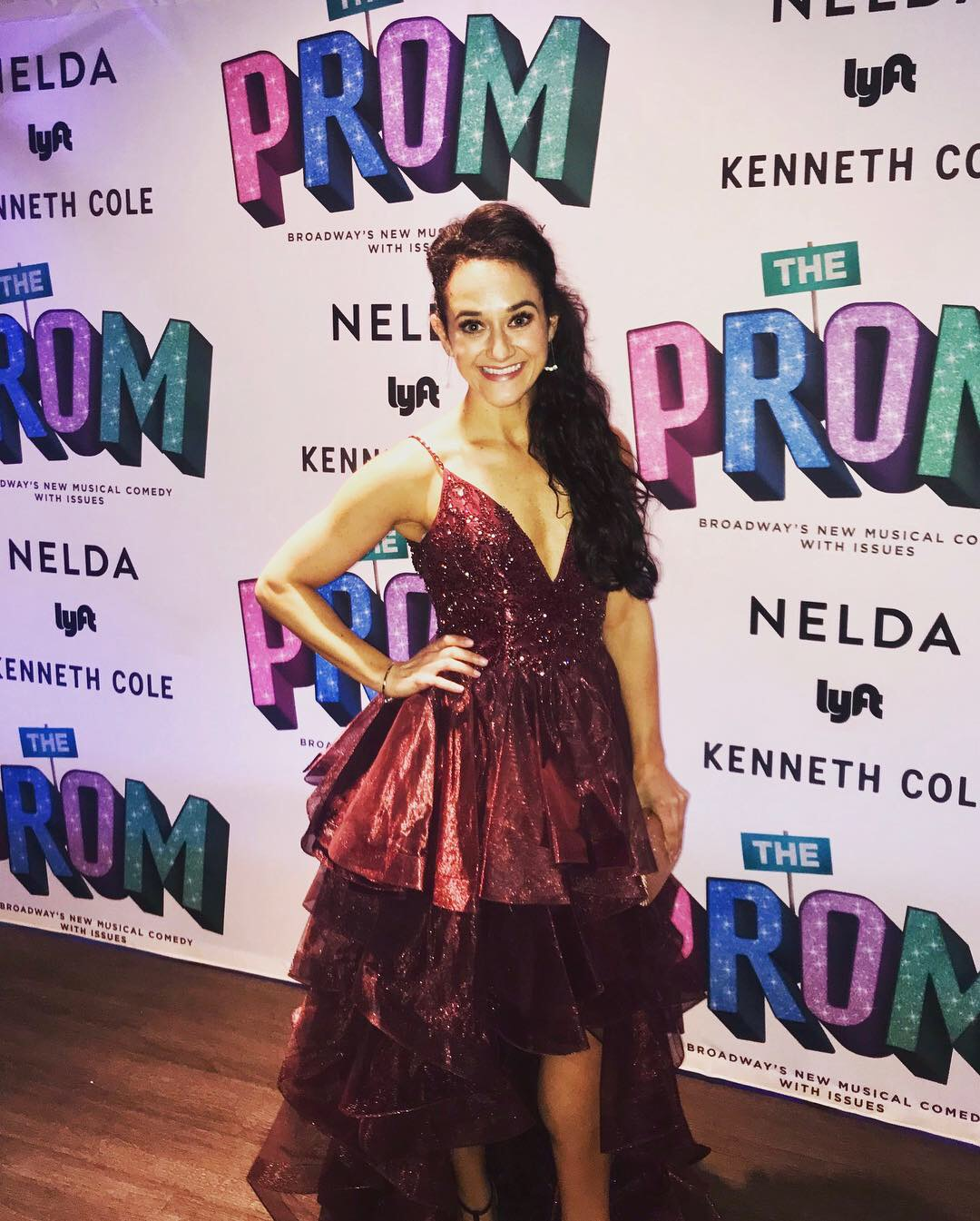 Becca Lee / The Prom Broadway
