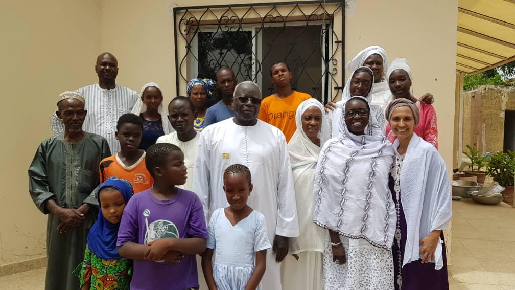 Experiencing Teranga first-hand in Senegal. Photo: Nancy Bartosz
