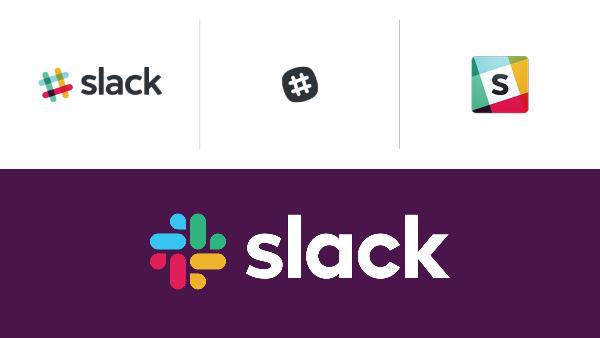 The new slack logo
