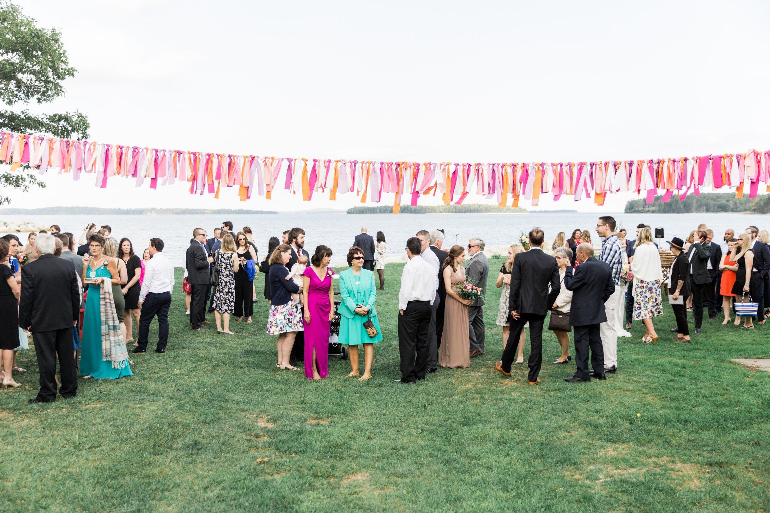 Maia LaPierre Wedding