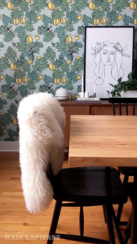 Maia LaPierre Interiors Dining Room