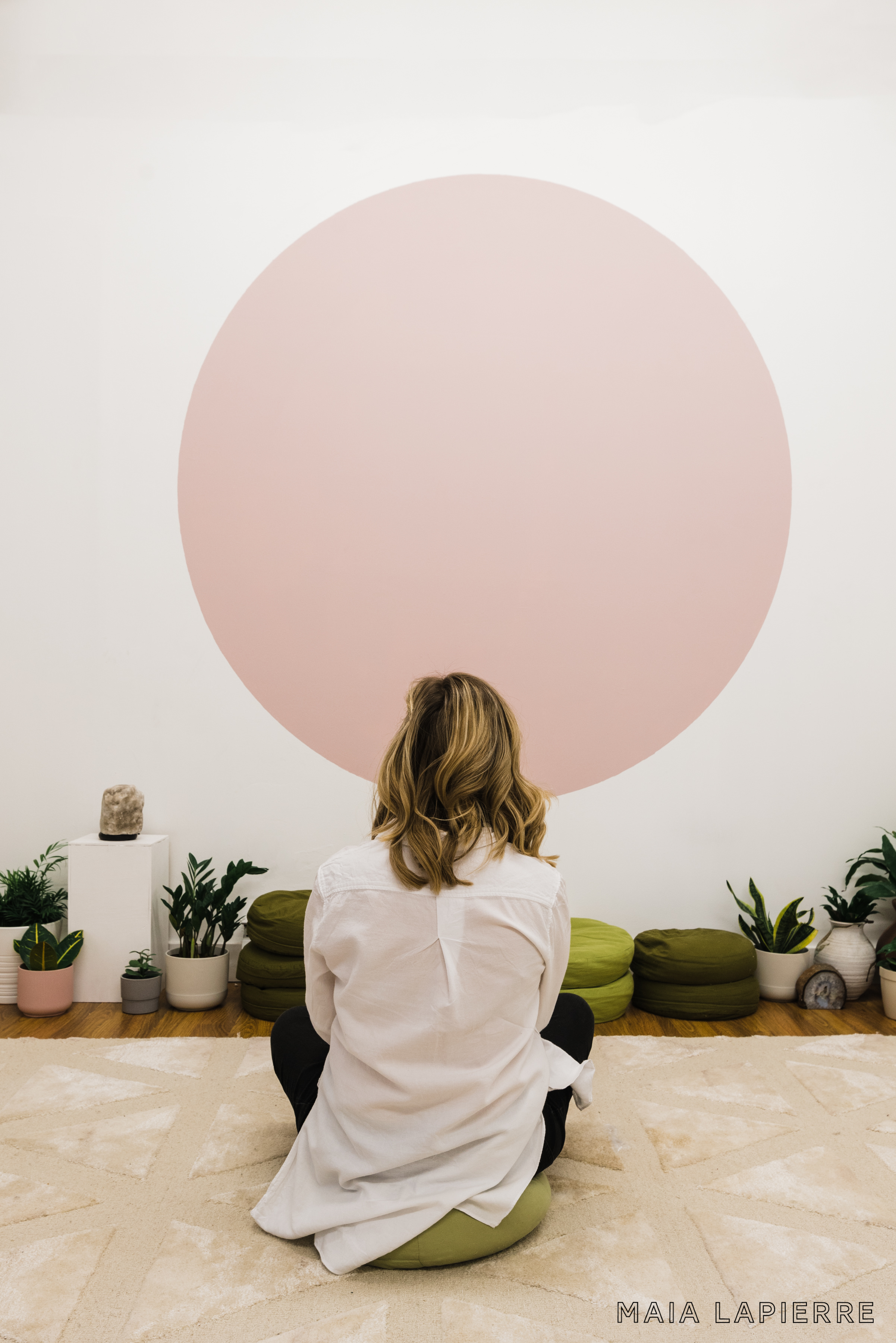 Maia LaPierre Interiors - Flo Meditation StudioMaia LaPierre Interiors - Flo Meditation Studio
