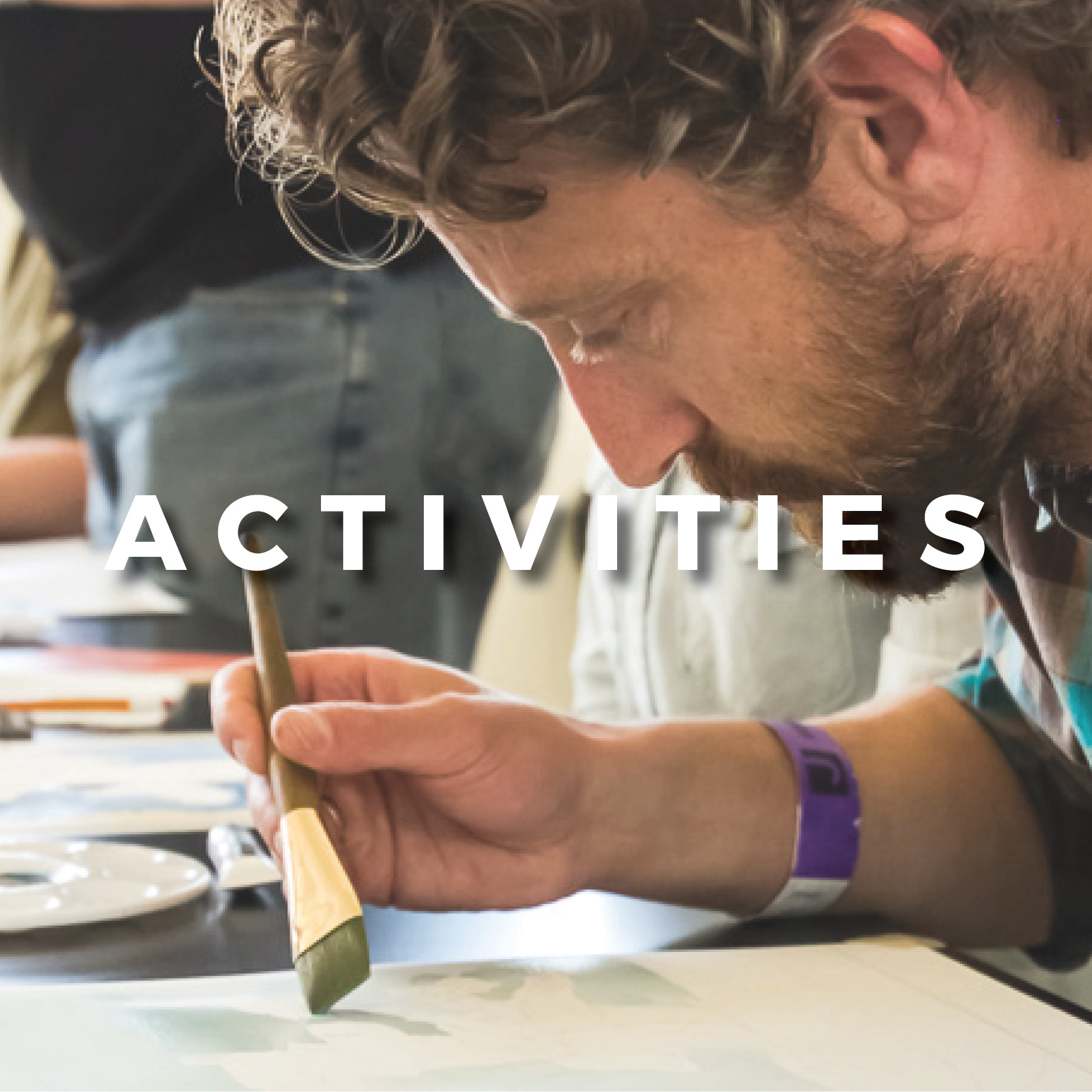 ACTIVITIES  + SCHEDULE