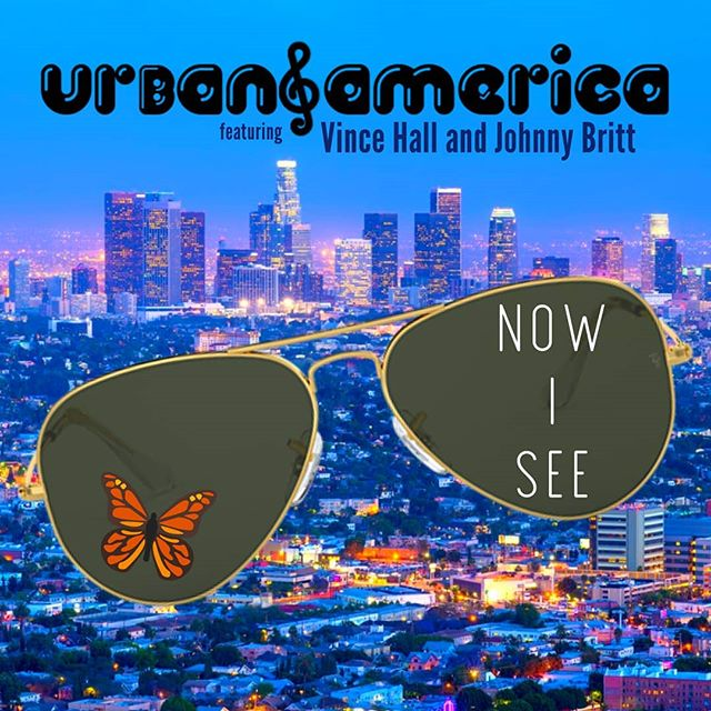 "The cover art train just keeps on rolling as we find ourselves filling requests for this service almost weekly. No complaints here as we love to break out the crayons! Here's one we recently finished up for the new Urban America single called ""Now I See"", produced by legendary Blackbyrds member and jazz pianist Kevin Toney and written by Joseph Sanchez. It features Vince Hall on vocals and Johnny Britt on trumpet. . . . . #contemporaryjazz #groovejazz #graphicdesign #sundialmediagroup #coverart #musicmanagement #agency #musicagency #musicmarketing #Spotify #webdesign #musicpromotion #smoothjazz #digitalmarketing #urbanamerica #nowisee #kevintoney #johnnybritt #vincehall #josephcat"