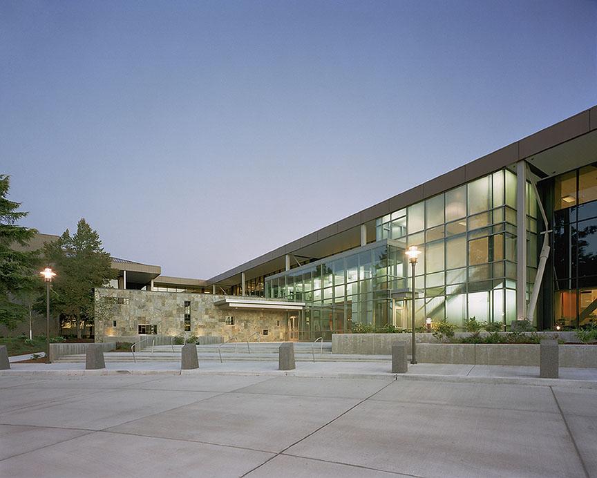 Hewlett Packard  *Project design credit to idca/ch2m - tim meier and bob craddock were part of the idca/ch2m team.