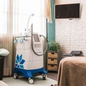 We have the most relaxing CoolSculpting Suite!