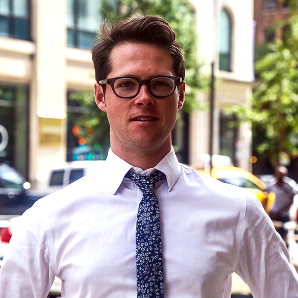 Urban planning and economic development consultant Patrick Lamson-Hall