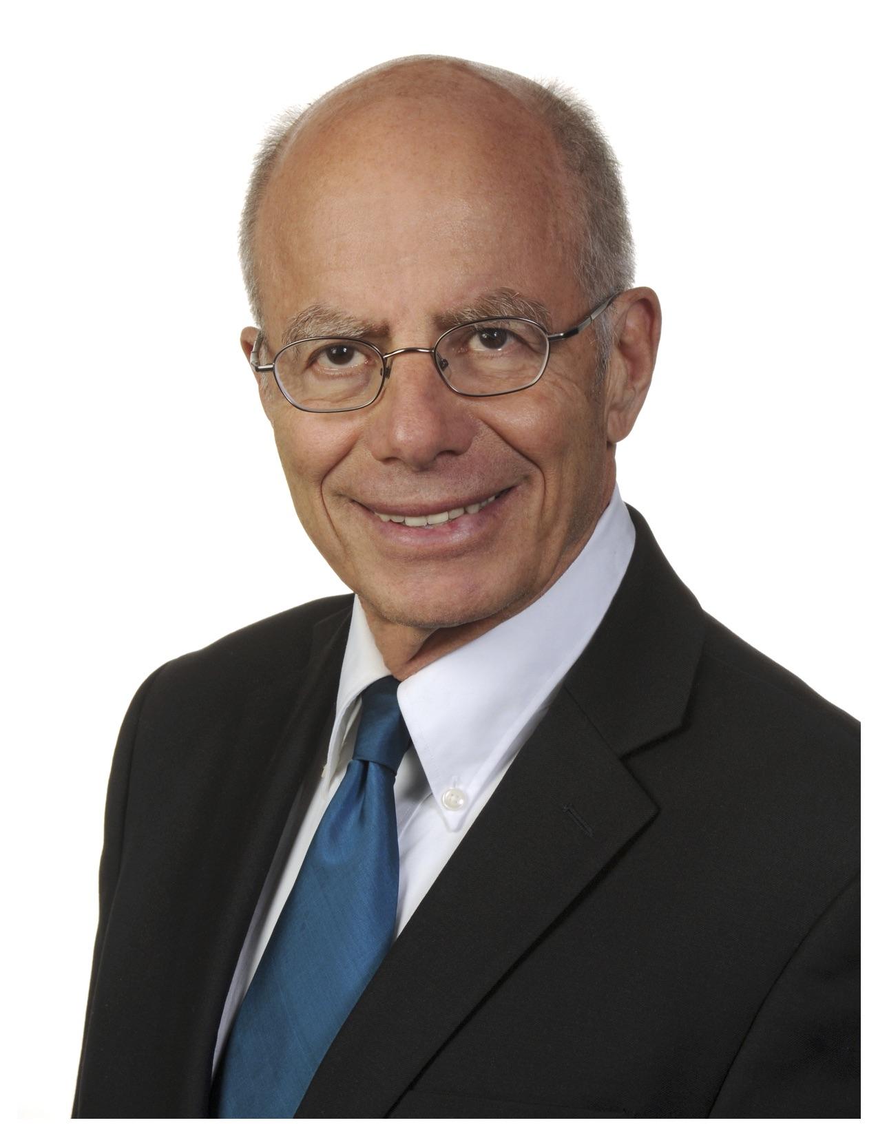 International political economy and state sovereignty expert Stephen Krasner