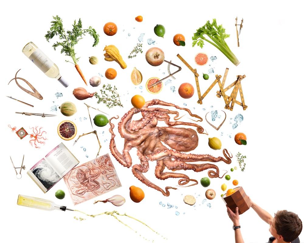 FOOD + ART -