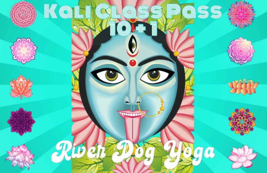 Kali 10 +1 Class Pass - $110 and you get an extra class that's 11 classes total with the Kali Class Pass
