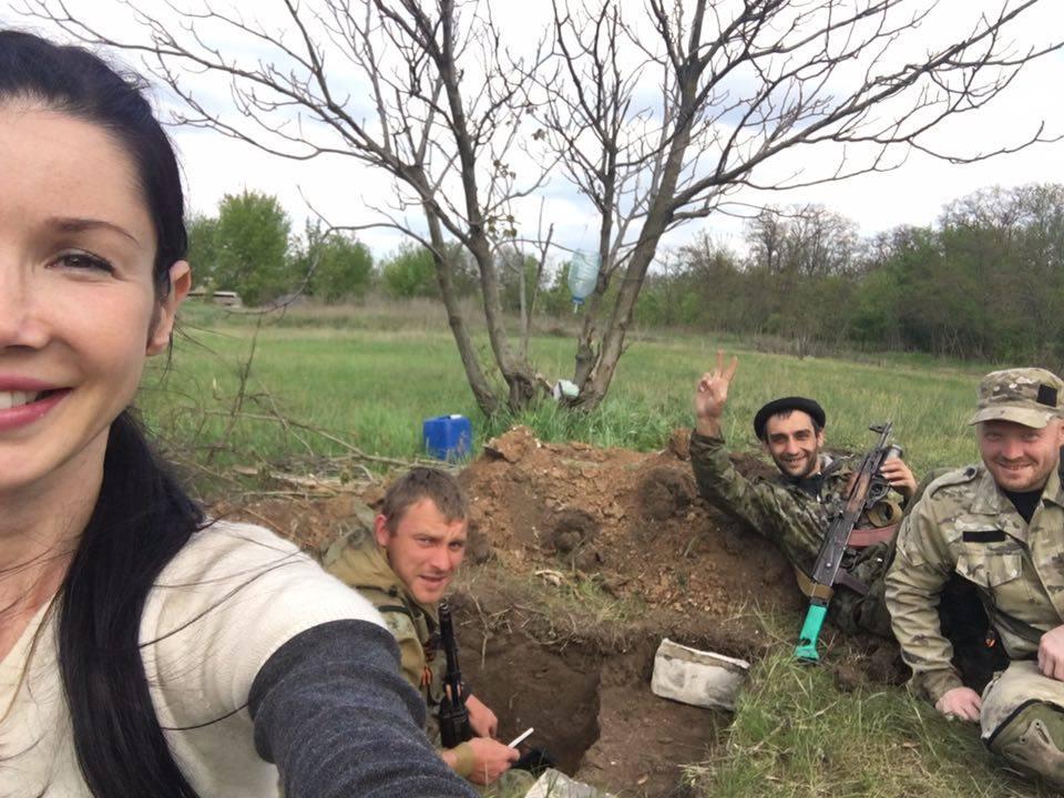 Ольга Шектер: «Война снайпера» продолжается