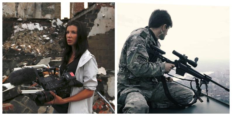 Ольга Шектер: «Войну снайпера» покажут в Нью-Йорке»