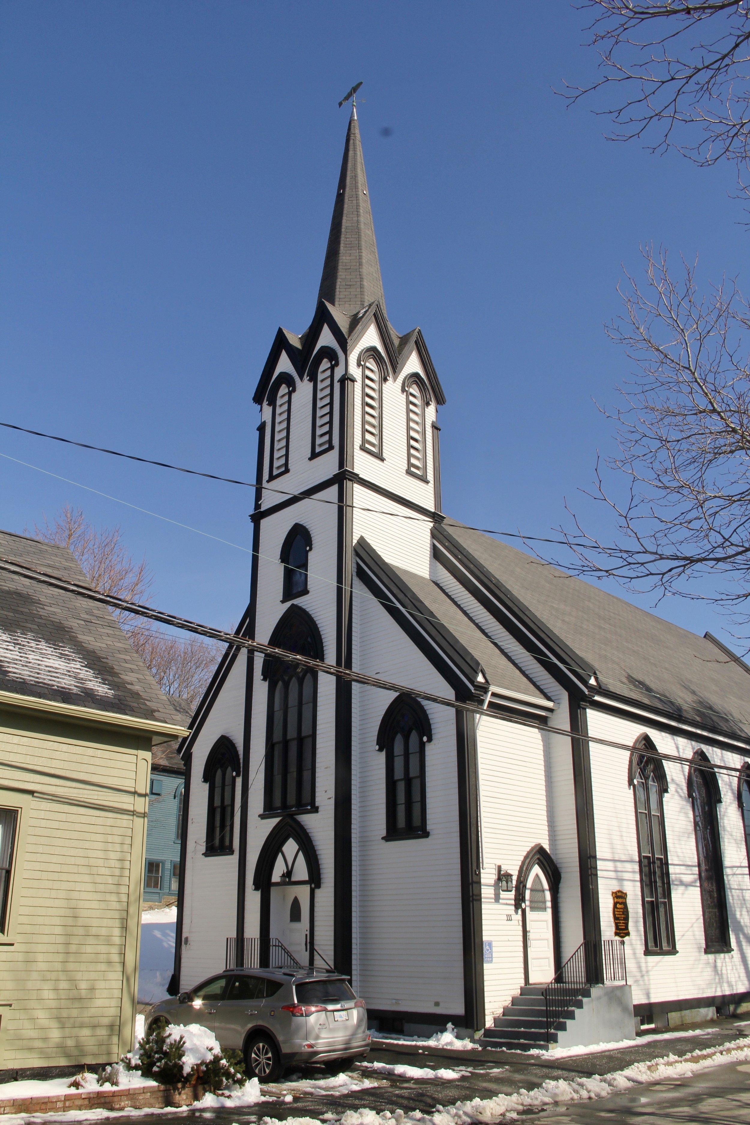 Oldest Presbyterian congregation