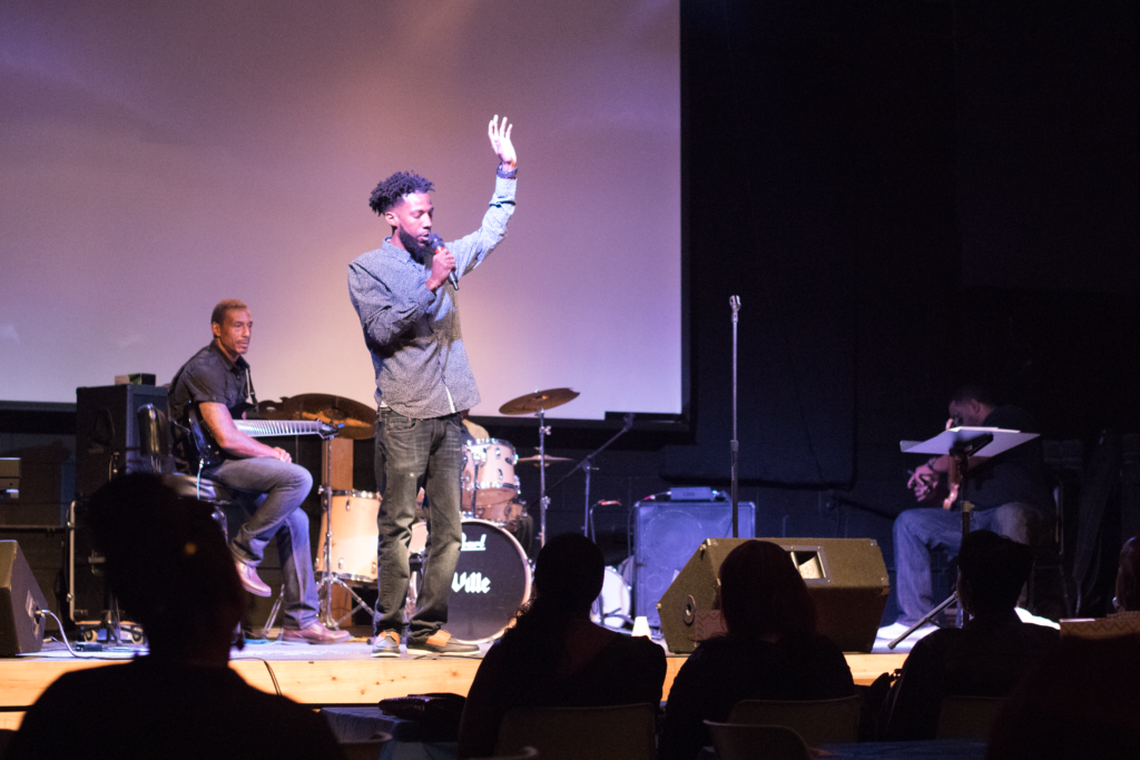 Jazz Poetry Cafe Featured Artist:  Cousin Supp