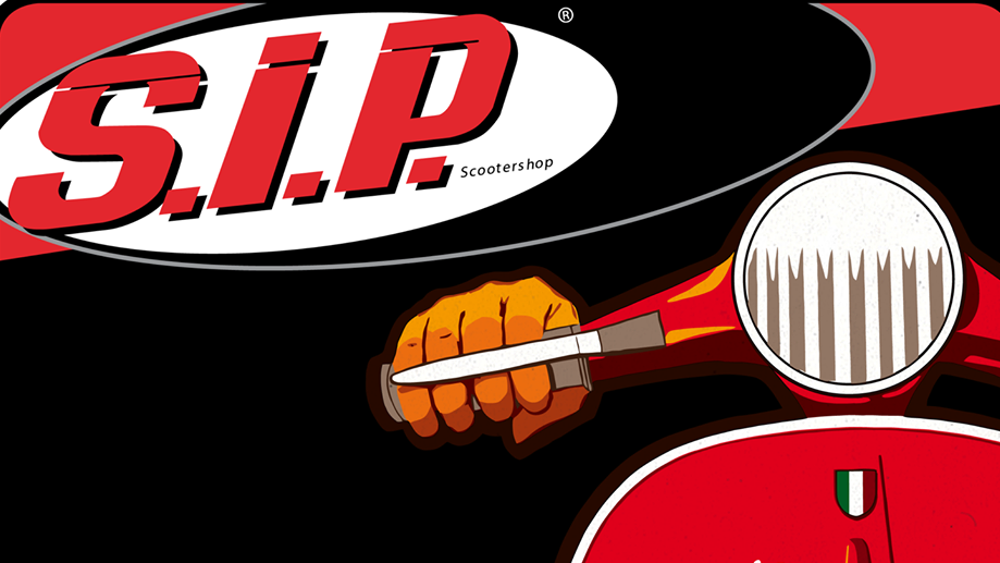 S.I.P. Scootershop - World´s leading mailorder shop for Vespa & Scooter accessories and spare parts