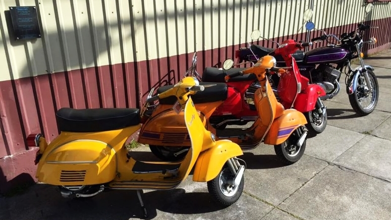 sold scooters