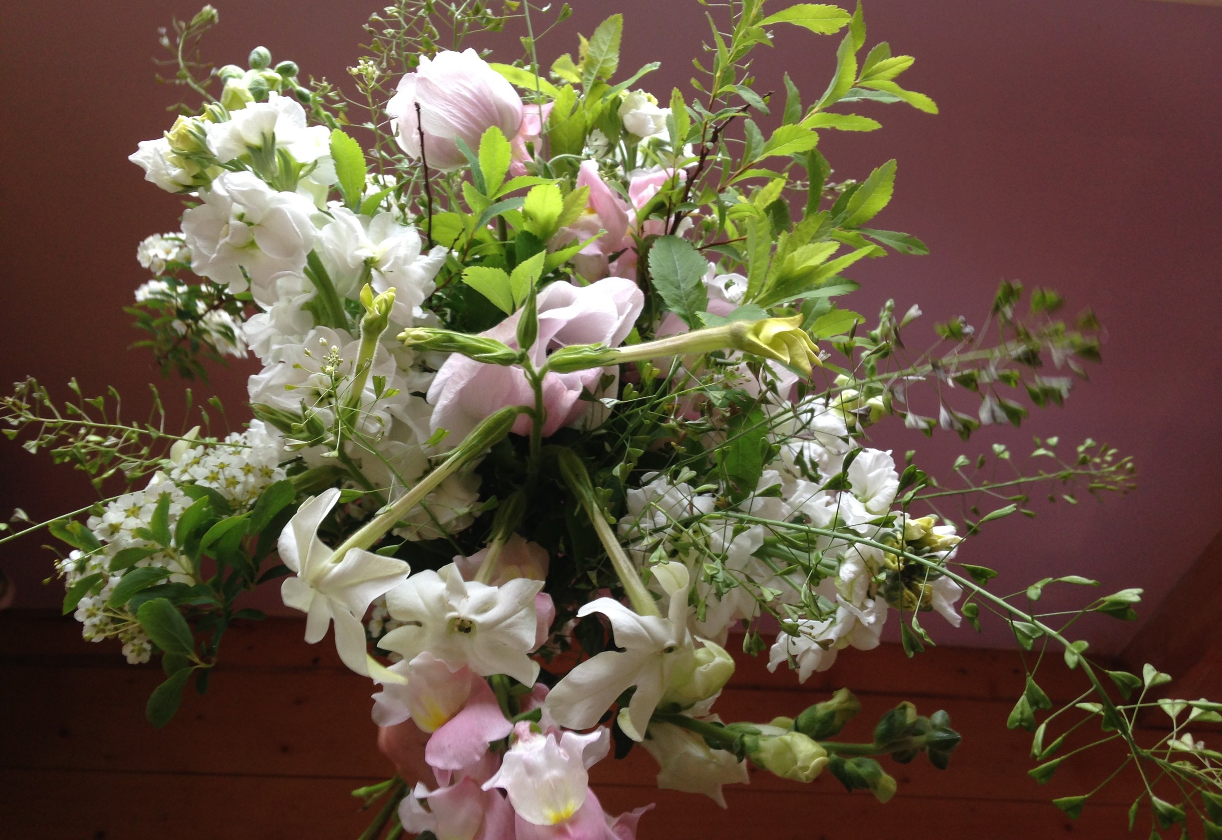 Want local flowers for your wedding? -