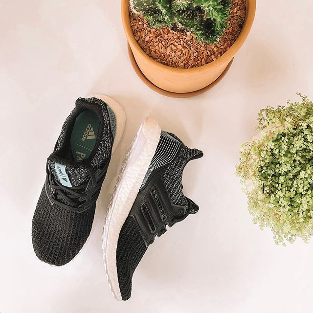 Finally got my hands on @adidas new Ultraboost X Parley running shoes! �� These are made from recycled Parley Ocean Plastic™ with the intention of preventing more plastic in our oceans and instead transforming it into high performance sportswear! �👟