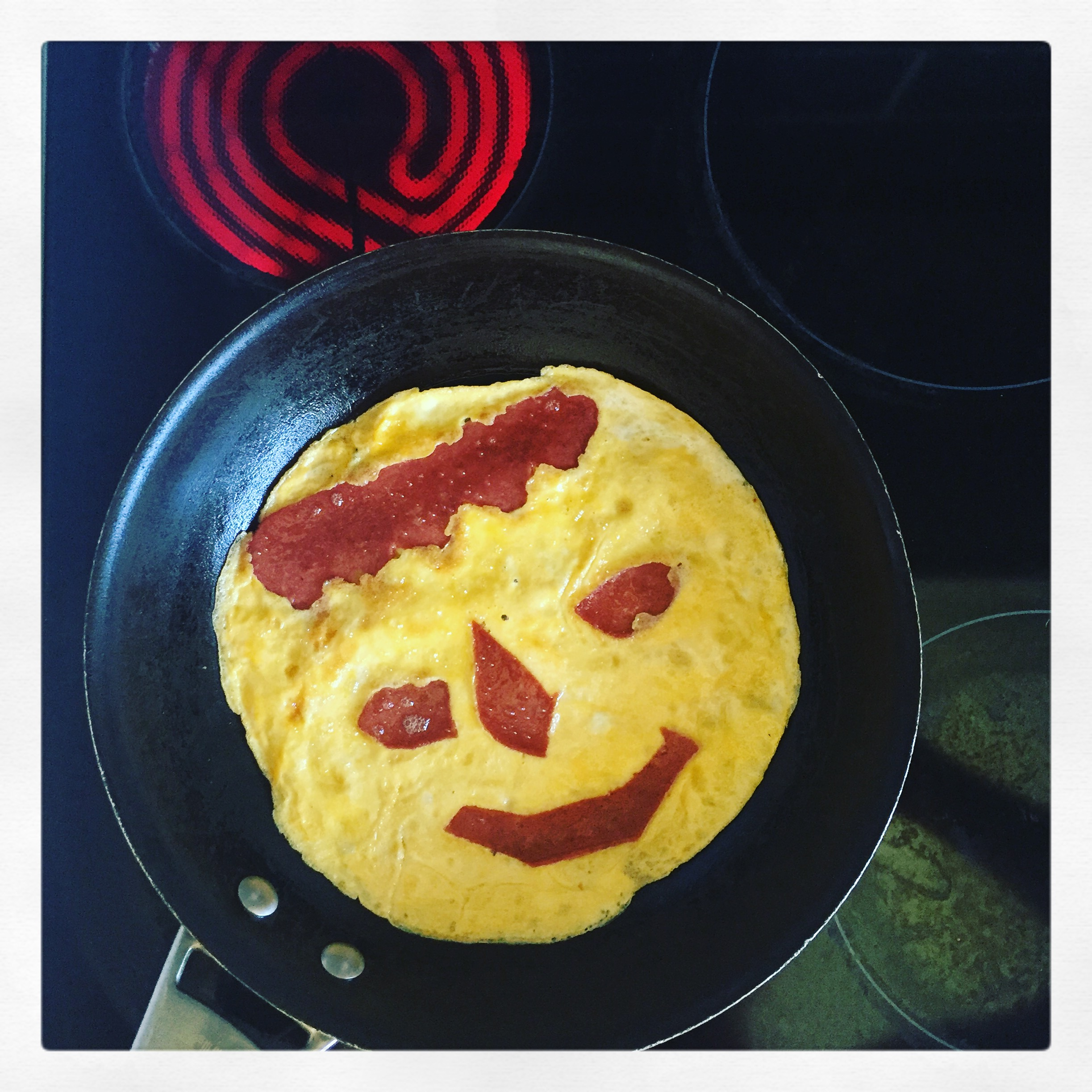 Crazy omelettes