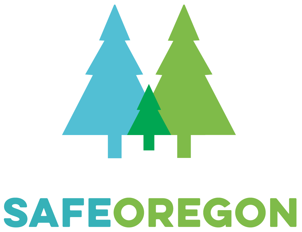 Click on the SafeOregon Logo to report an anonymous school threat - Download the SafeOregon app or send an email to tip@safeoregon.com