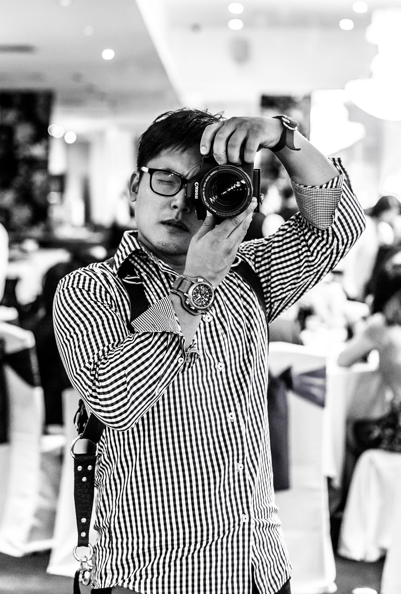 Me in Action (Oliver Kuo)