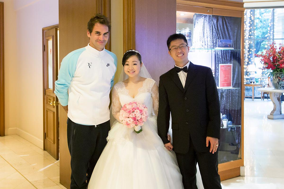 G.O.A.T - Roger Federer : World Number 1