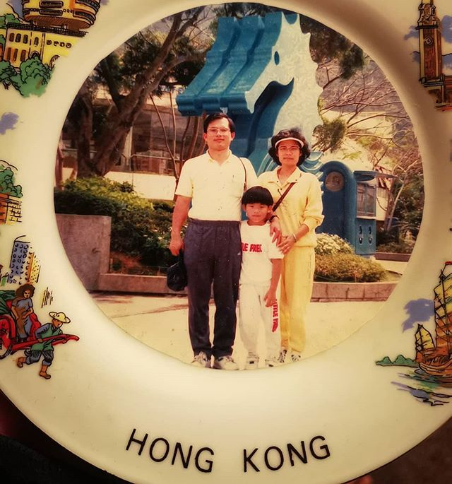 #hongkong #hk #familyholiday #family #mytravels #memories #1989