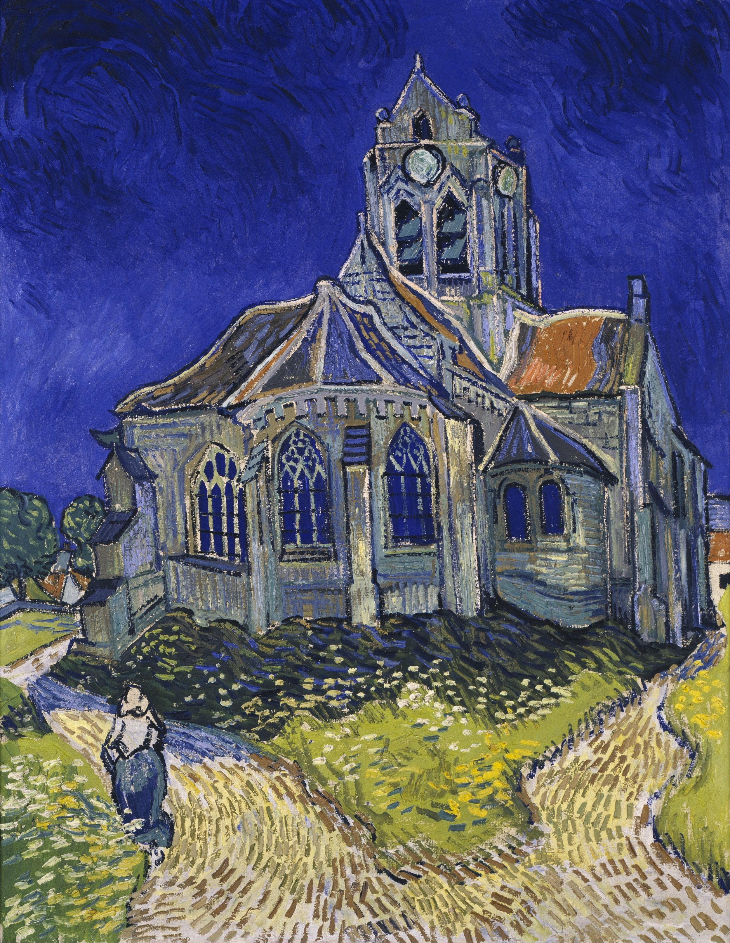 Vincent_van_Gogh_-_The_Church_in_Auvers-sur-Oise,_View_from_the_Chevet_-_Google_Art_Project.jpg