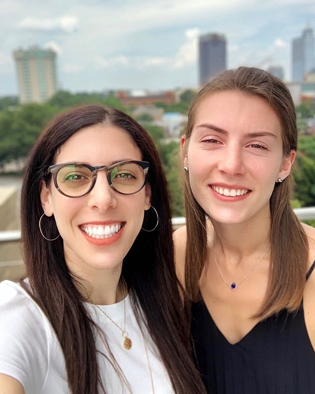 Meet Mathilde, our new intern from France 🇫🇷! Mathilde discovered @womenempowerx while searching the internet for internship opportunities in the states. She fell in love with our mission and what we were creating, reached out and now she is working with me and my team for 6 months in Raleigh, NC! ⠀ ⠀ There were a lot of challenges she had to go through to make this dream a reality but she did it and now she's here in the states for this opportunity! ⠀ ⠀ She'll be working beside me one-on-one learning more about #startup culture, becoming more fluent in English and developing skills you only can learn working hands on. (Maybe I'll pick up some French along the way lol) ⠀ ⠀ So excited to have her part of the WEX team and hopefully leave a lasting impression on her career. She'll be part of organizing our upcoming events, #WEXRAL and #WEXFTL so if you'll be in attendance, make sure to say hi! ⠀ ⠀ ⠀ ⠀ ⠀ ⠀ ⠀ #internships⠀ #womenempowerment⠀ #leadership⠀ #leaders⠀ #empoweringwomen⠀ #college⠀ #intern⠀ #studententrepreneurship⠀ #entrepreneurship⠀ #entrepreneur⠀ #chaseyourdreams