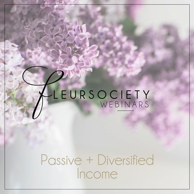 Fleursociety Passive and Diversified Income