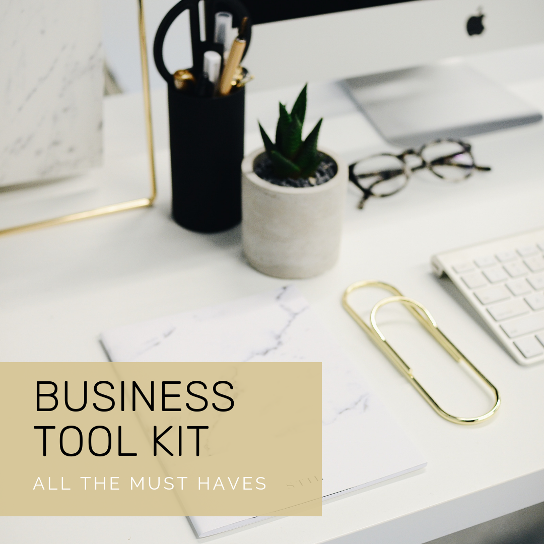 GET STREAMLINING - Get access to all the tools I use to grow and scale my business daily!