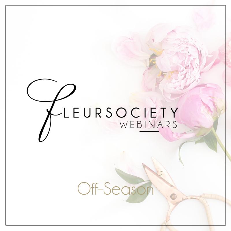 Florist Off-Season Webinar