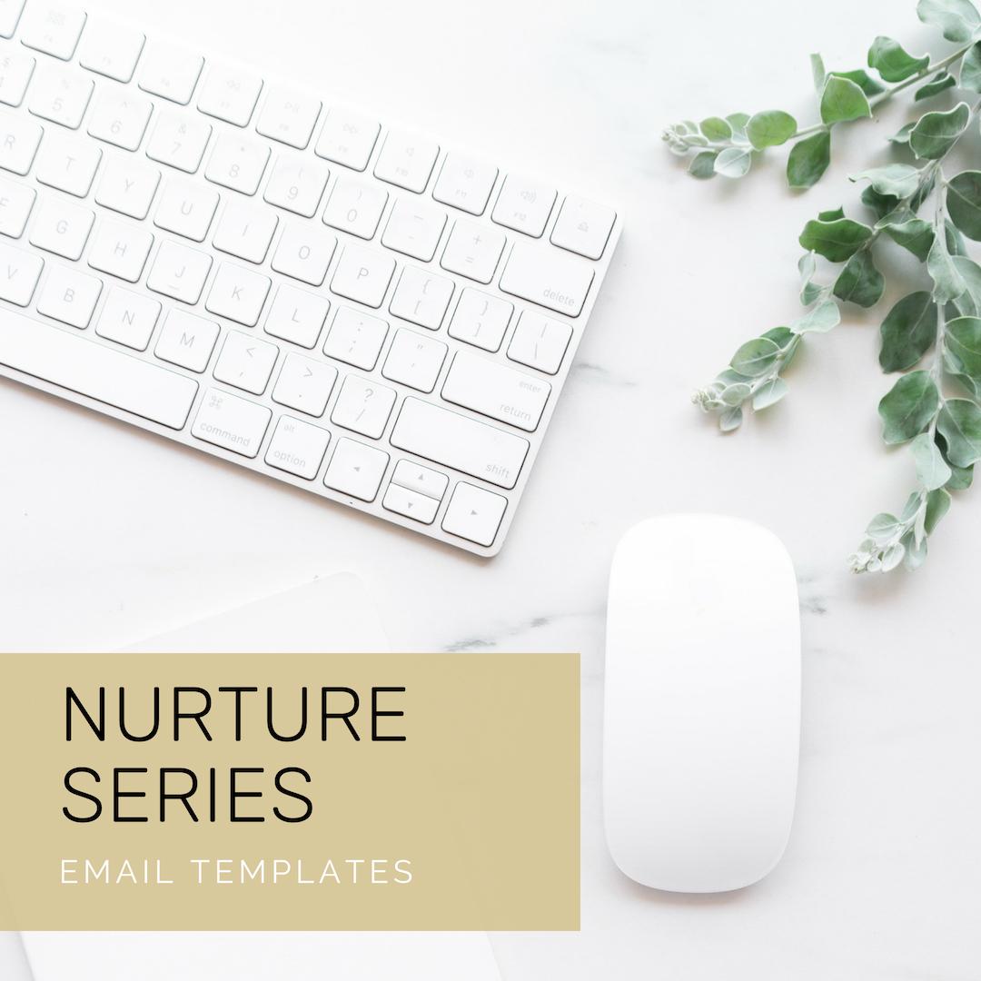 Nurture Series Email Templates