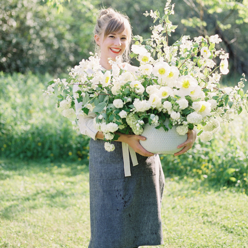 KELLY PERRY - Team FlowerKelly's life with flowers—and her joy of teaching other professionals—naturally stems from her time working as a corporate event planner after she graduated from college, studying fashion, interior design, event planning, entrepreneurship, and education. Before you could find her empowering professionals in the floral industry full-time, Kelly started a tiny weekly flower subscription that she grew into her own successful boutique floral design business, Philosophy Flowers.