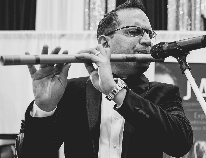 Sahil Khan - Flute Performer - Toronto