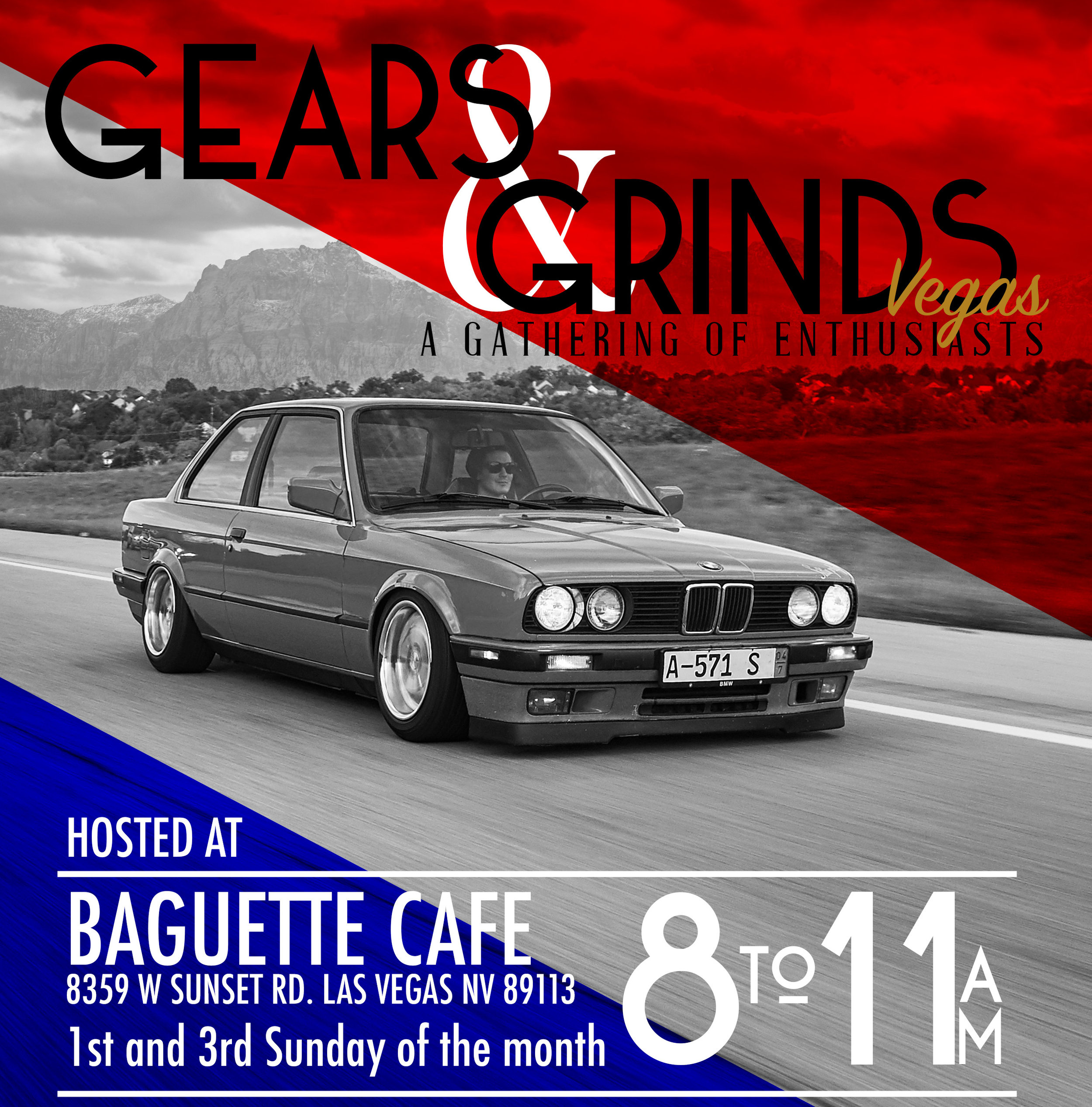 Gears & Grinds Vegas