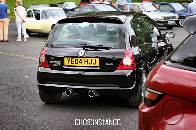 Pocket Rocket 🚀 - 🔑 @johncondy - #ChosenStance #Renault #Clio #renaultsport #clio182 #renaultclio182 #renaultsportcommunity #cliosport #cliors182 #renaultsportowners #carlovers #nicarscene #ukcarscene #northernirelandcarscene #carshows #frenchcar #cliosport182 #cliolove #renaultsportuk #renaultsportturkeyofficialpage #irishcarscene #carculture #carcultureuk #autos_of_our_world #automotivephotography #stancedaily #frenchcars #renaultsportfr #voiture