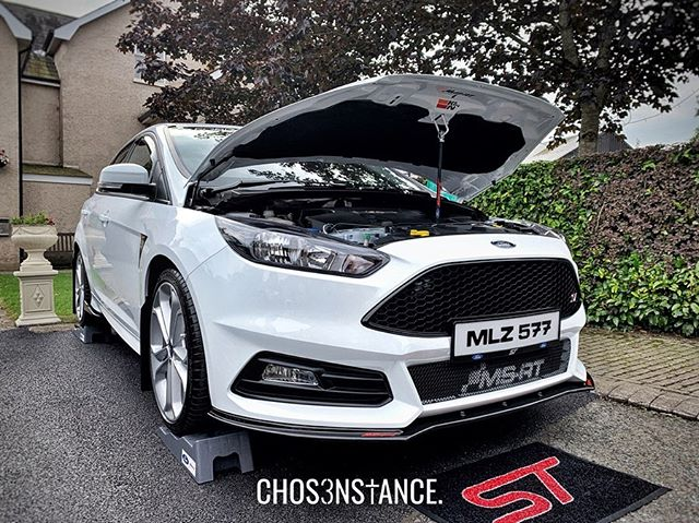 Lovely Focus ST spotted at CustomBuilt Vol 2 last Saturday ⚪️ - #ChosenStance #FordFocusST #FordFocus #FocusST #tullylagan #fordst #stocni #focusstowners #fastford #fordgeeks #hothatch_uk #focusstowners #fordescape #stownersclub #stancenation #ukcars #carlifestyle #irishcarscene #carspottingireland #carcultureuk #ukcarscene #petrolhead #custombuilt #fordnation  #hothatch #fordownersclub #fordfocusstowners #fordownersclubuk #welshfordownersclub