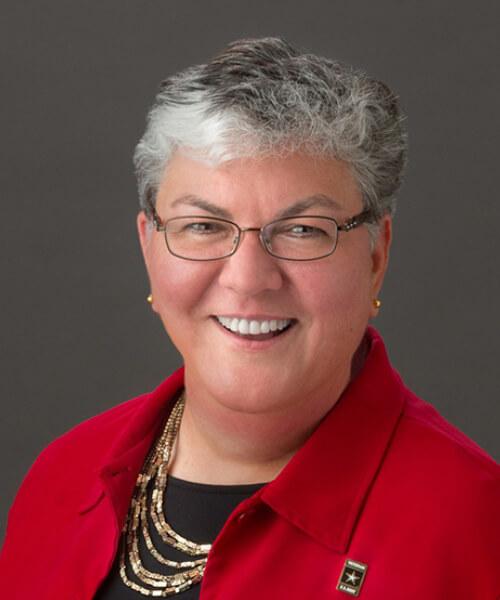 Speaker Sue Fulton