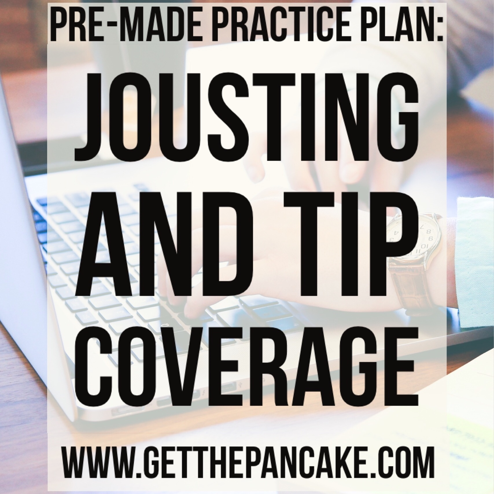 Pre-Made Practice Plans for Busy Volleyball Coaches! Teach your team jousting and tip coverage in one practice.
