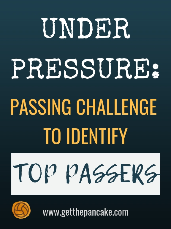 Volleyball Passing Drill Passing Challenge Get The Pancake Under Pressure.jpg