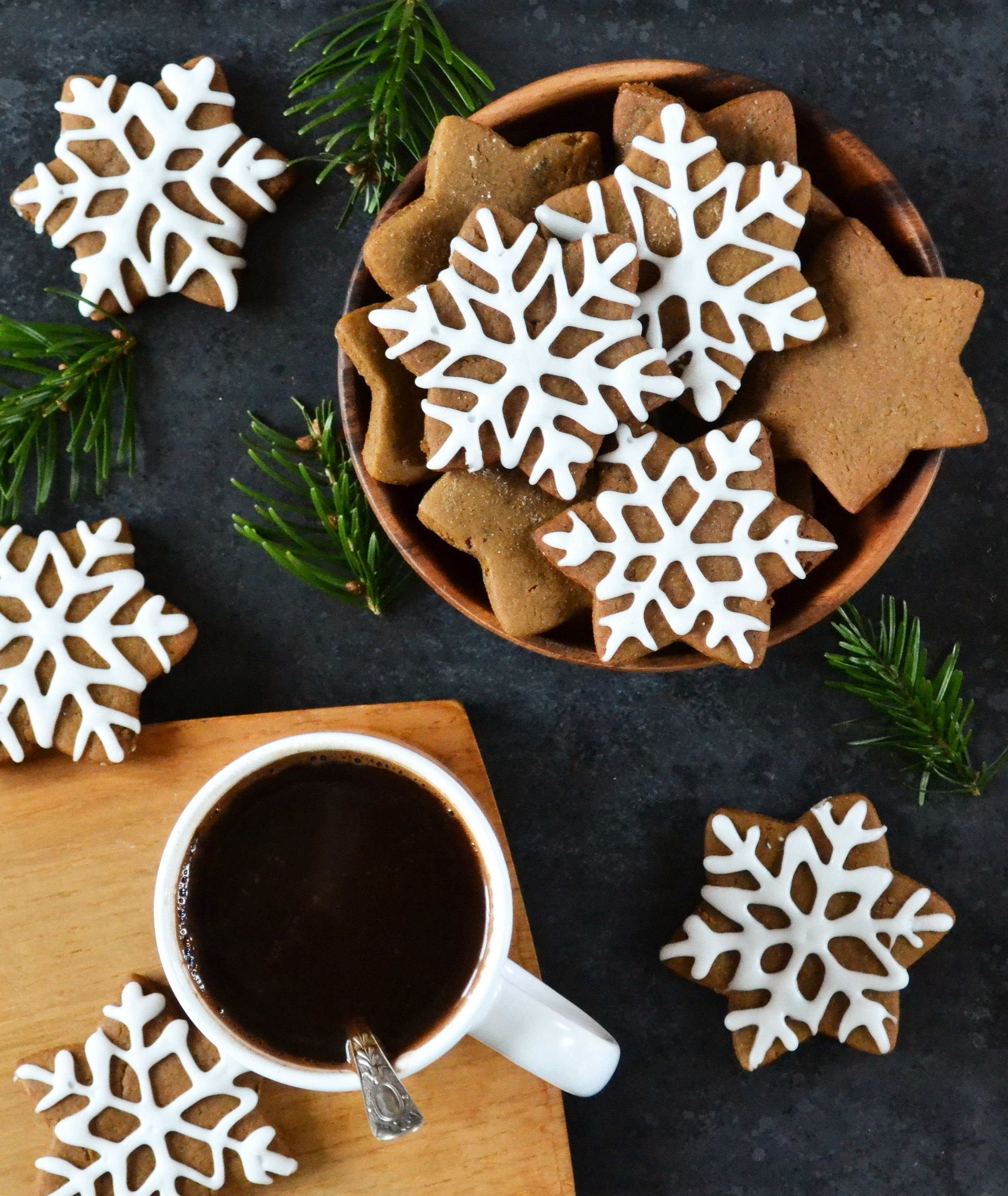 Gingerbread Cookies - Ally The Earthling