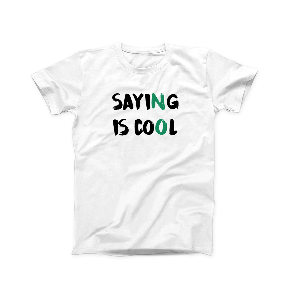 Saying No Is Cool T Shirt