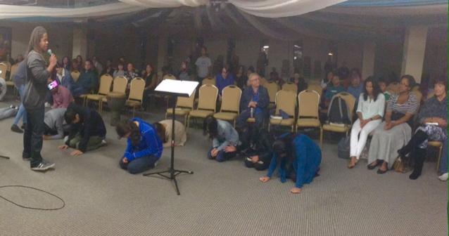 10 Days Boston - Students Encountering Jesus